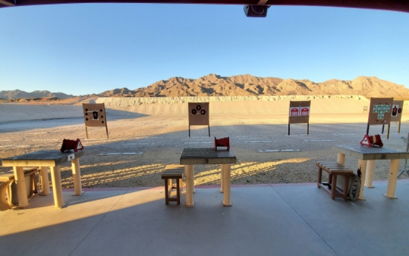 Clark County Shooting Complex to Open to Public...